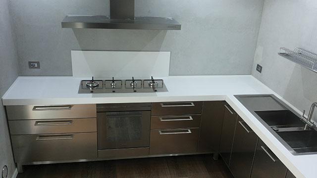 Piano Cucina in Corian®